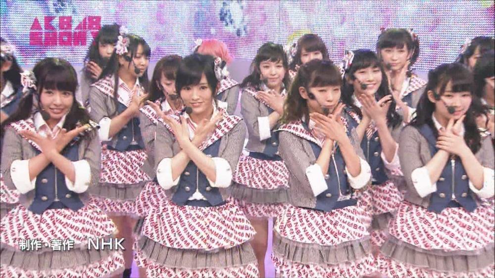 AKB48SHOW NMB48生徒手帳の写真は気に入ってないの法則 20140816 (79)_R