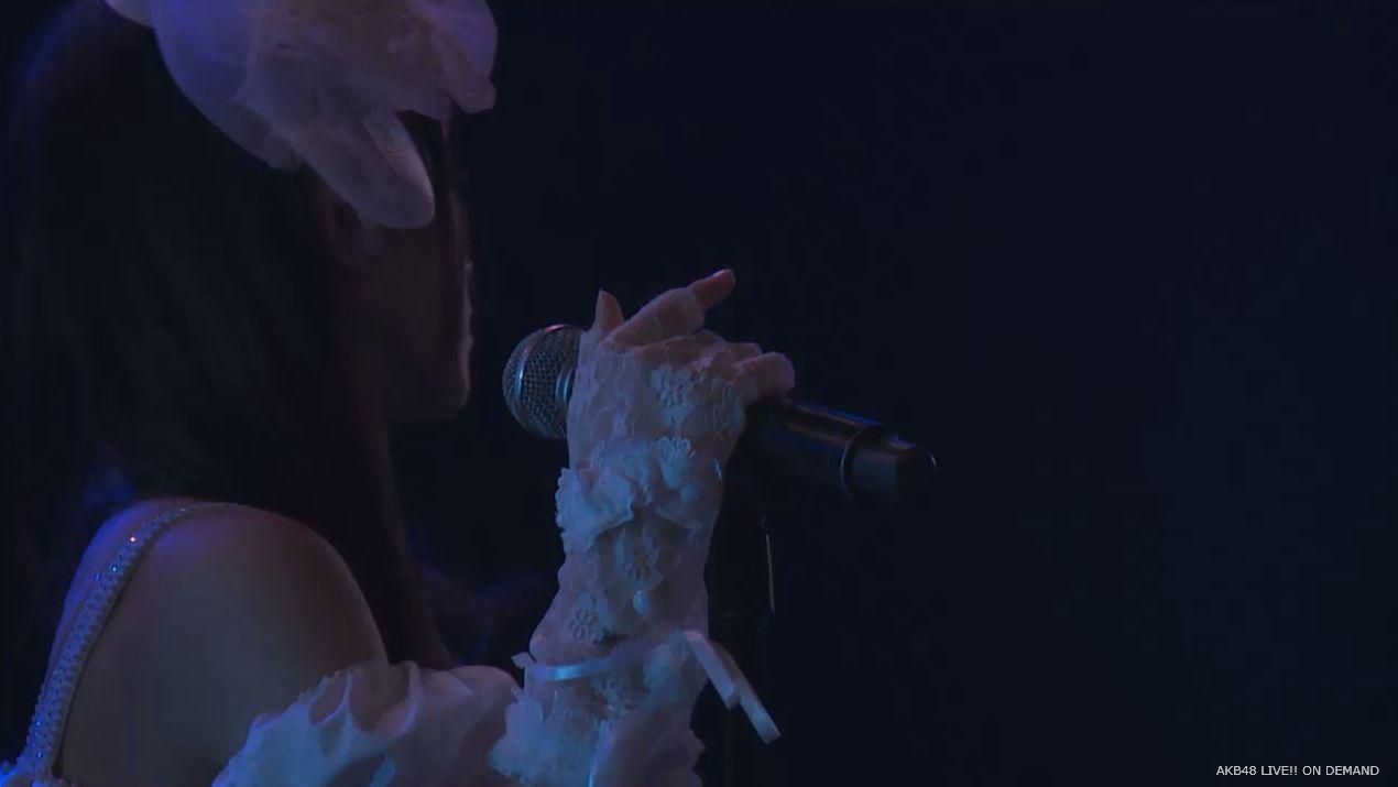 AKB48向井地美音 チーム4公演 残念少女 20140731 (19)
