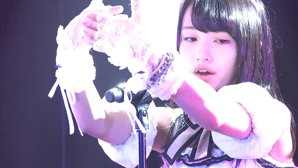 AKB48向井地美音 チーム4公演 残念少女 20140731 (68)