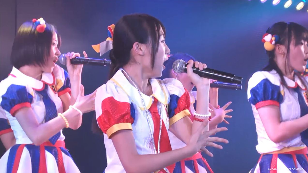 チーム8坂口渚沙 劇場公演デビュー 20140806 (171)