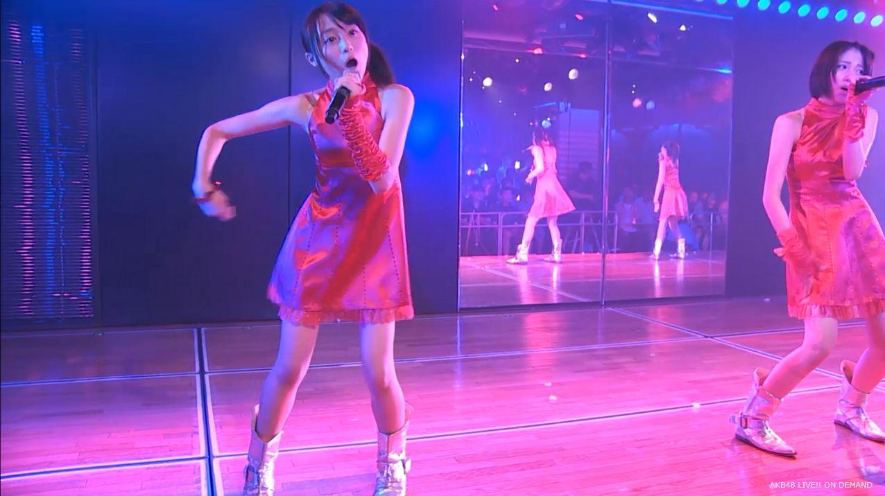 チーム8坂口渚沙 劇場公演デビュー 20140806 (54)