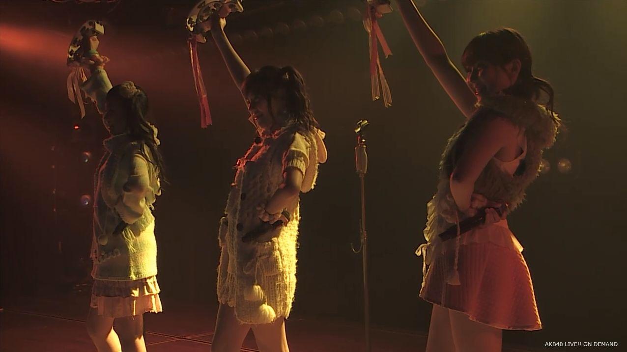 AKB48 チームAツインテール公演  島崎遥香 ハート型ウィルス (34)