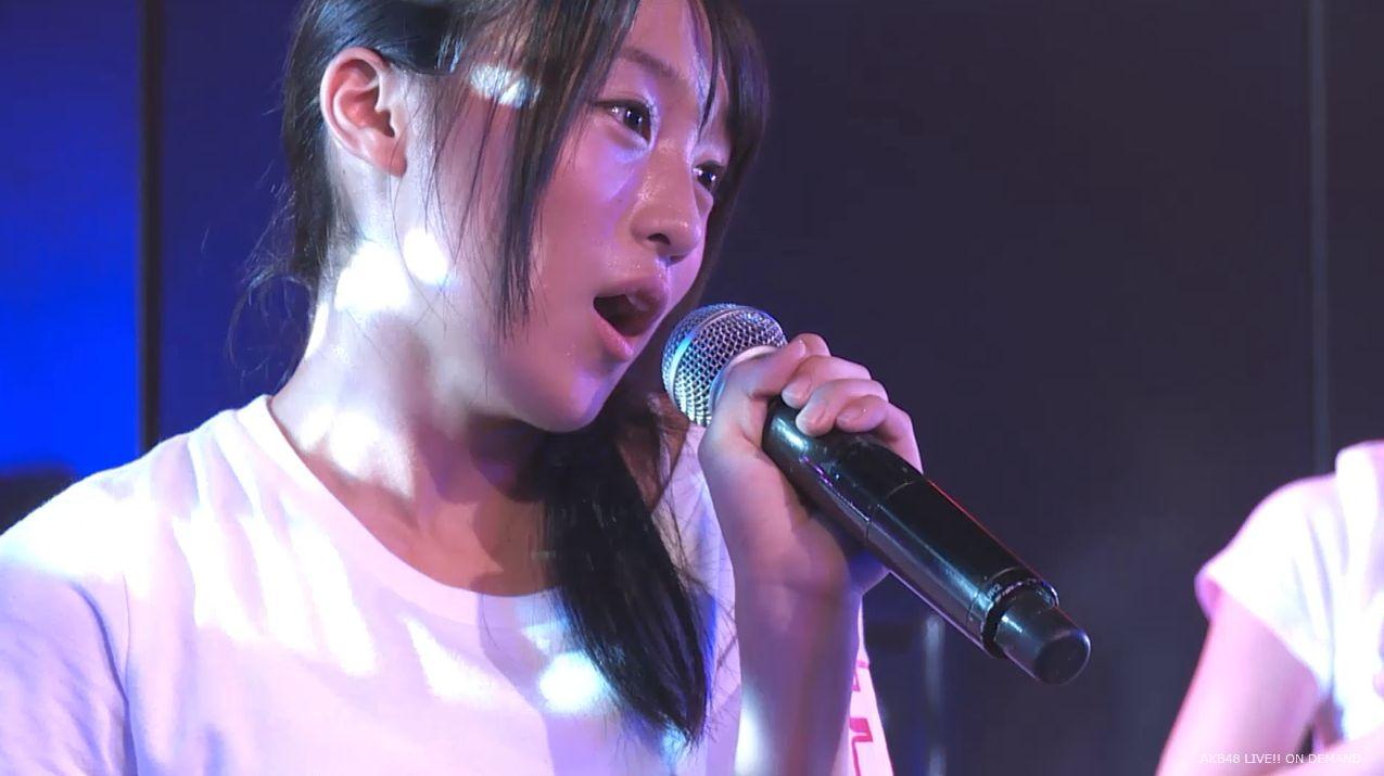 チーム8坂口渚沙 劇場公演デビュー 20140806 (112)