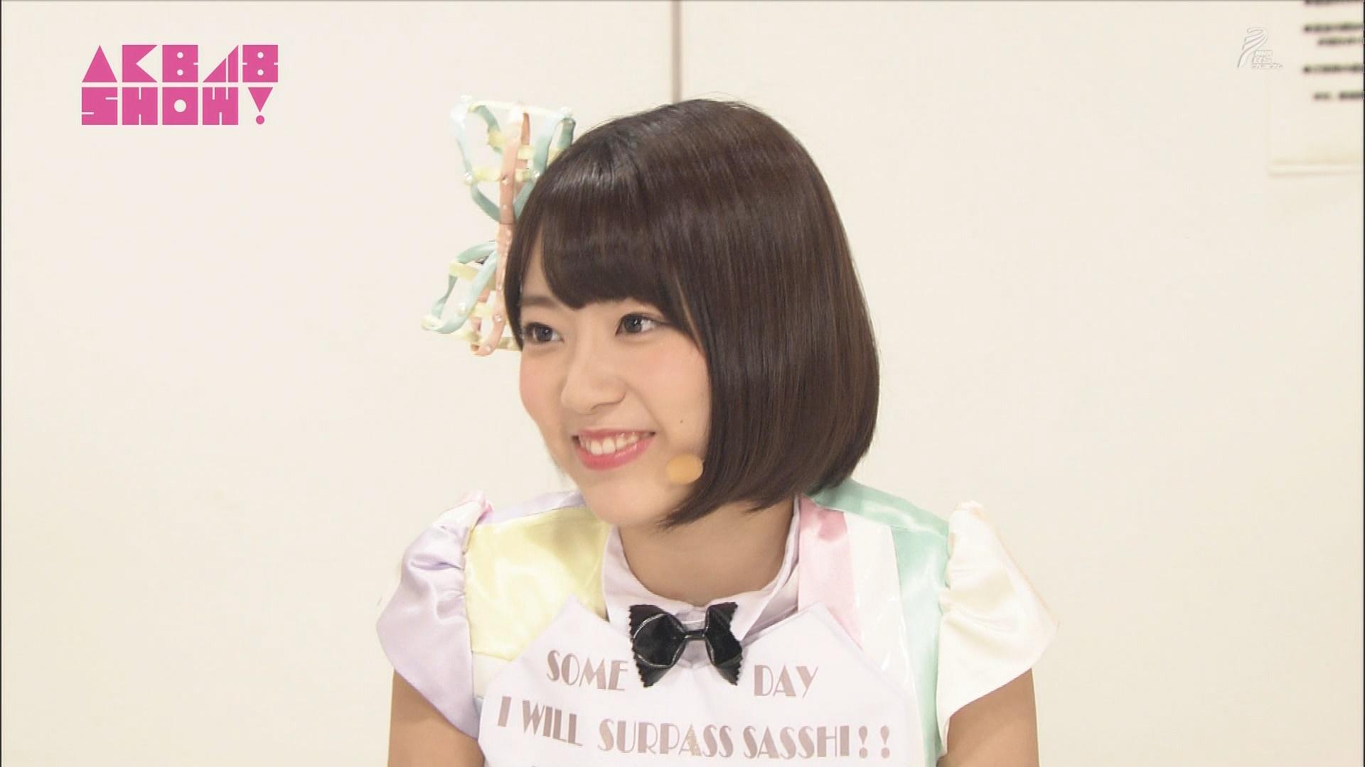 AKB48SHOW 心のプラカード 宮脇咲良 20140830 (10)