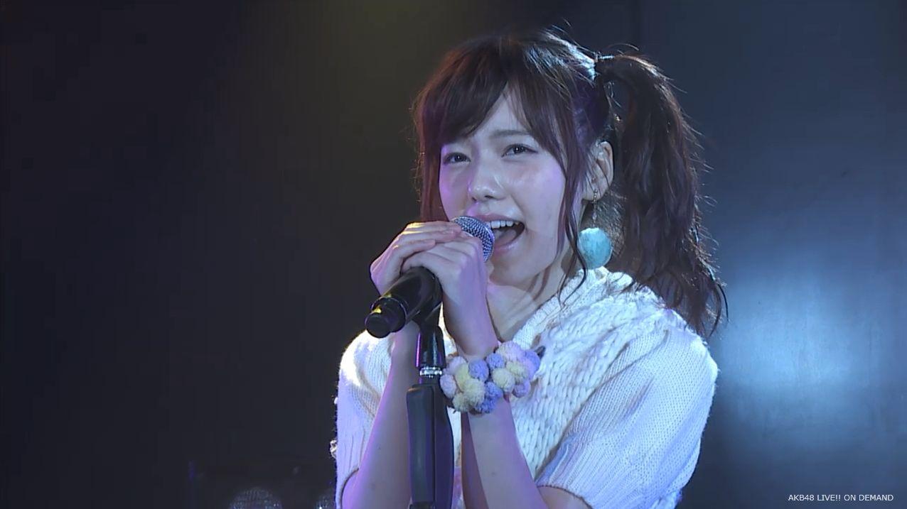 AKB48 チームAツインテール公演  島崎遥香 ハート型ウィルス (4)
