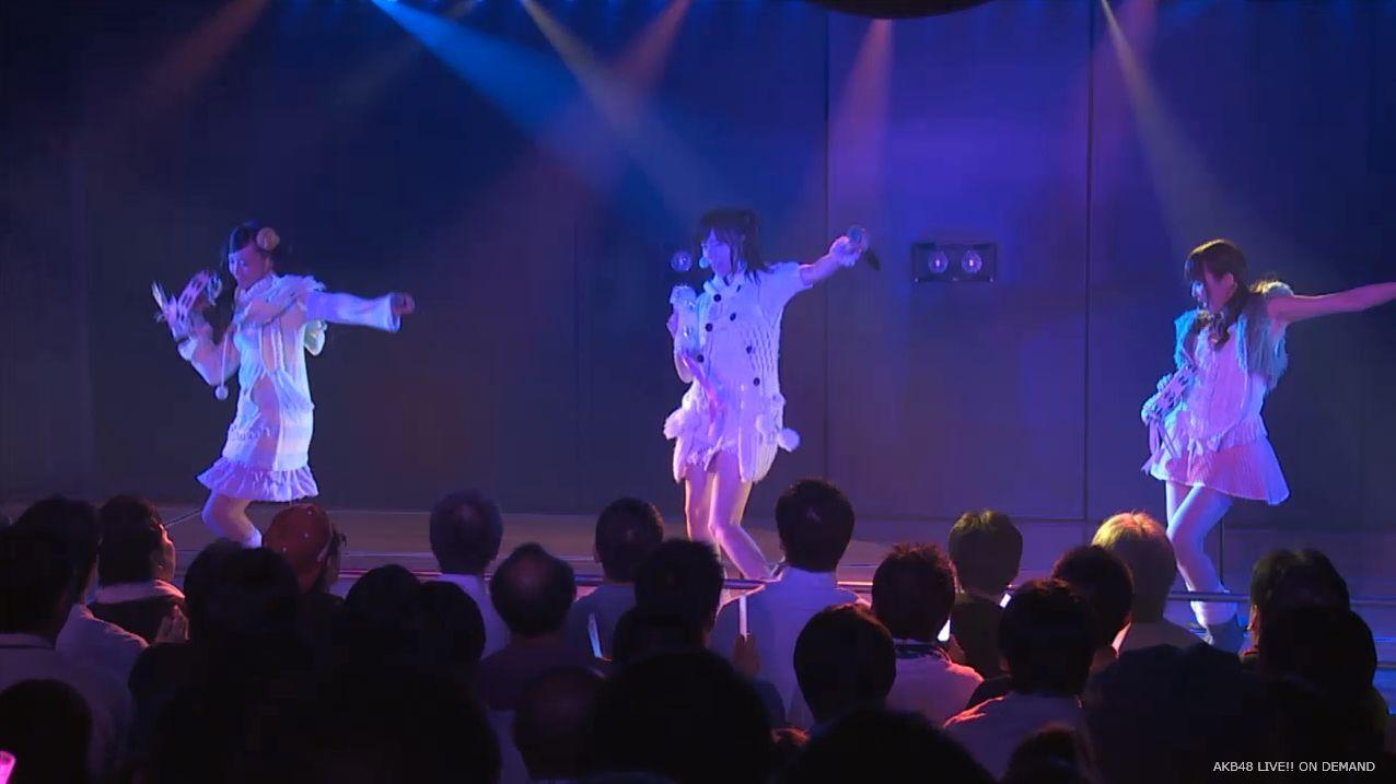 AKB48 チームAツインテール公演  島崎遥香 ハート型ウィルス (32)
