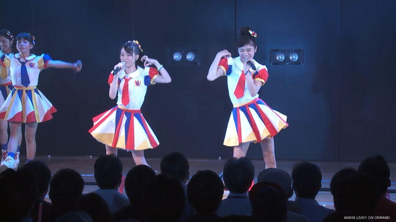 AKB48チーム8 ポニーテールとシュシュ 20140805 (2)