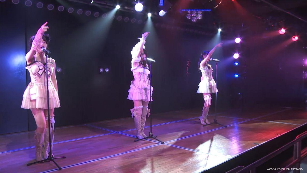 AKB48向井地美音 チーム4公演 残念少女 20140731 (29)