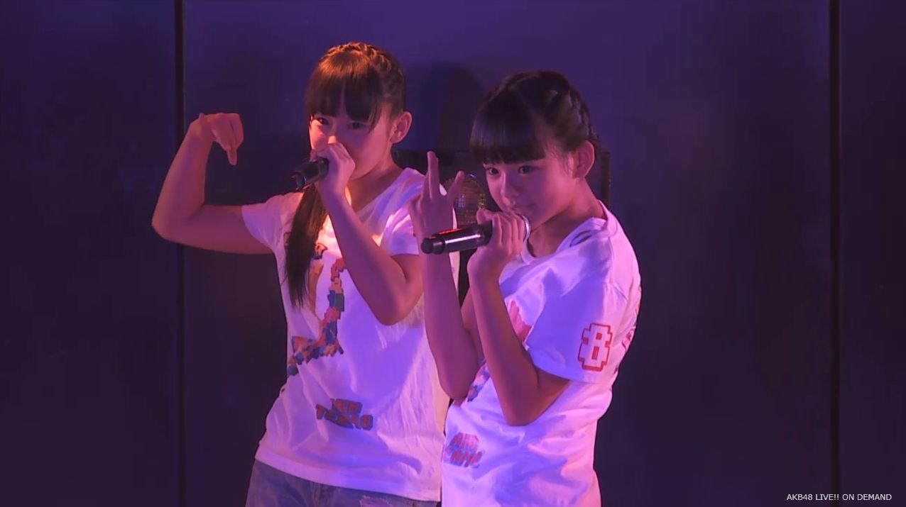 AKB48チーム8 スカートひらり 20140805 (21)