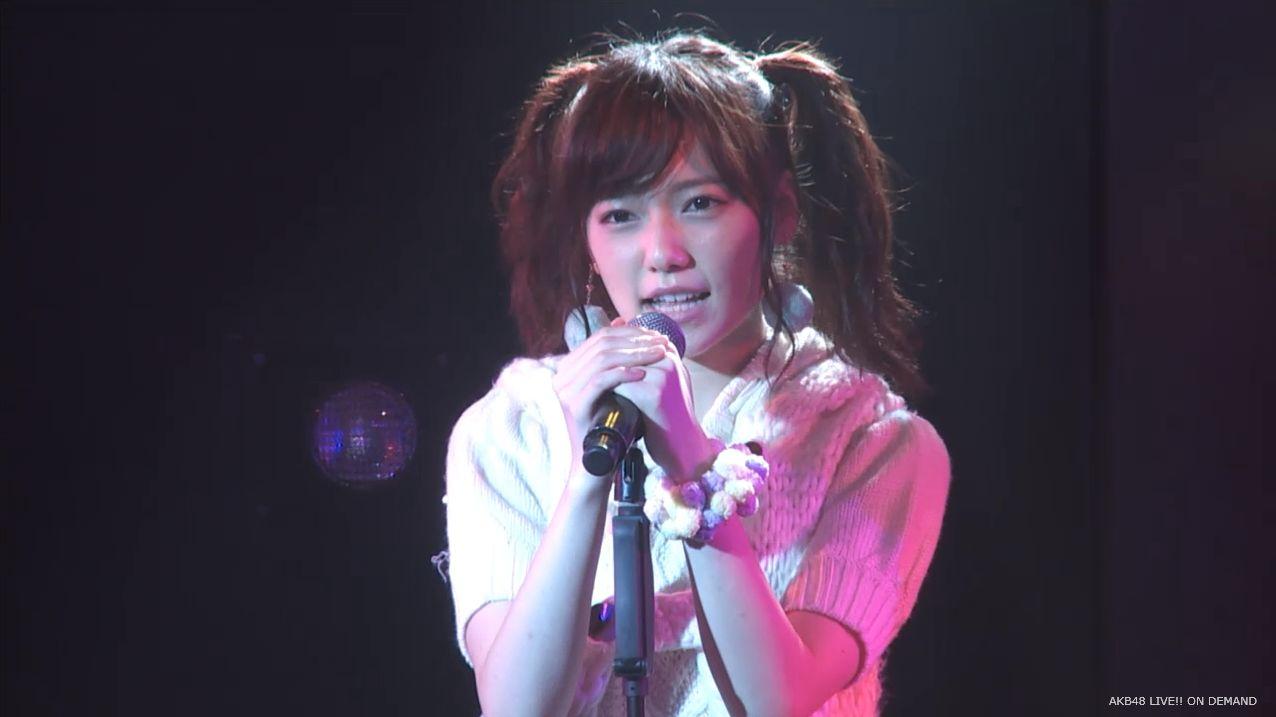 AKB48 チームAツインテール公演  島崎遥香 ハート型ウィルス (14)