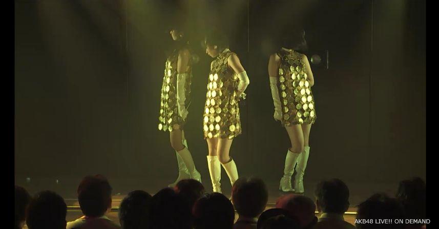 チーム8 「キスはだめよ」(福地礼奈、佐藤栞、岩﨑萌花) (54)
