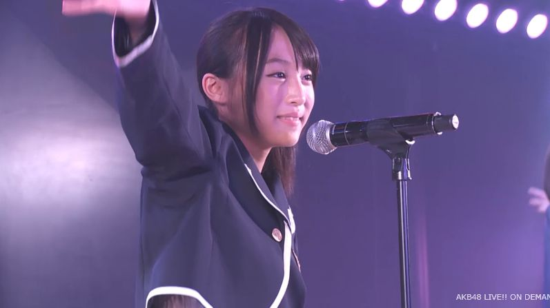 チーム8坂口渚沙 劇場公演デビュー 20140806 (84)
