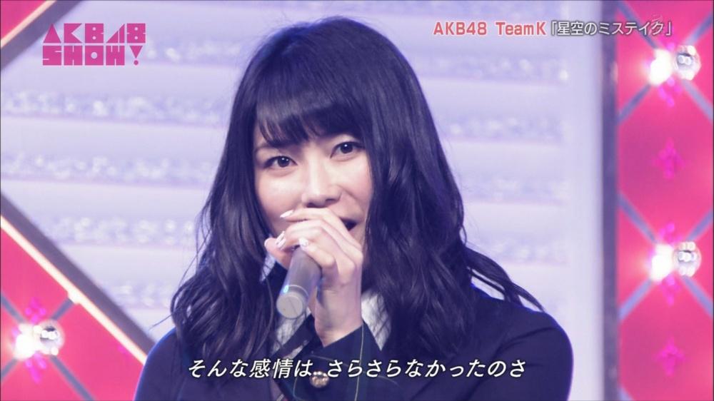 AKB48SHOW チームK 星空のミステイク 20140816 (12)_R