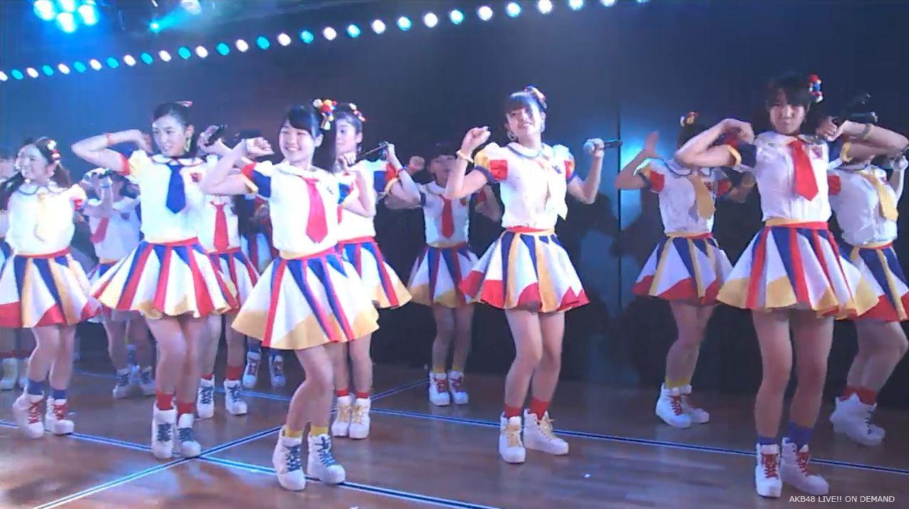 AKB48チーム8 ポニーテールとシュシュ 20140805 (8)