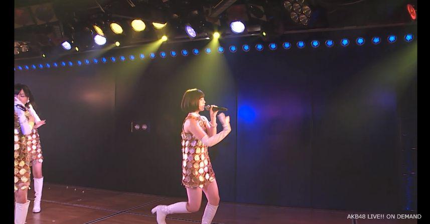 チーム8 「キスはだめよ」(福地礼奈、佐藤栞、岩﨑萌花) (43)