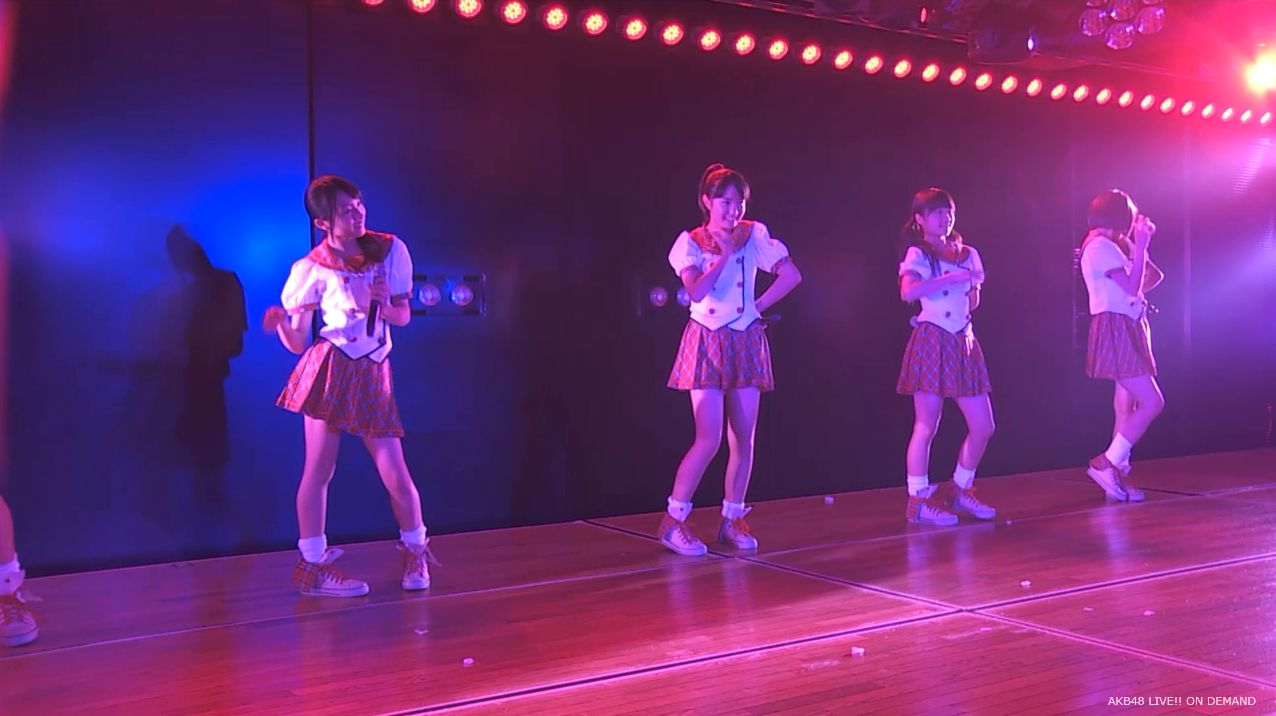 チーム8坂口渚沙 劇場公演デビュー 20140806 (30)