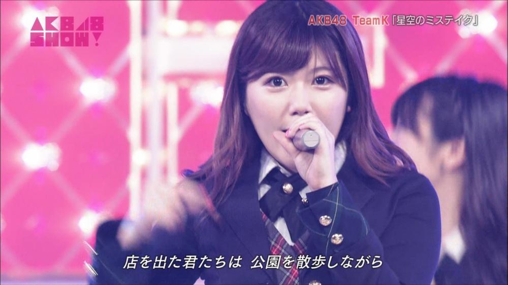 AKB48SHOW チームK 星空のミステイク 20140816 (27)_R