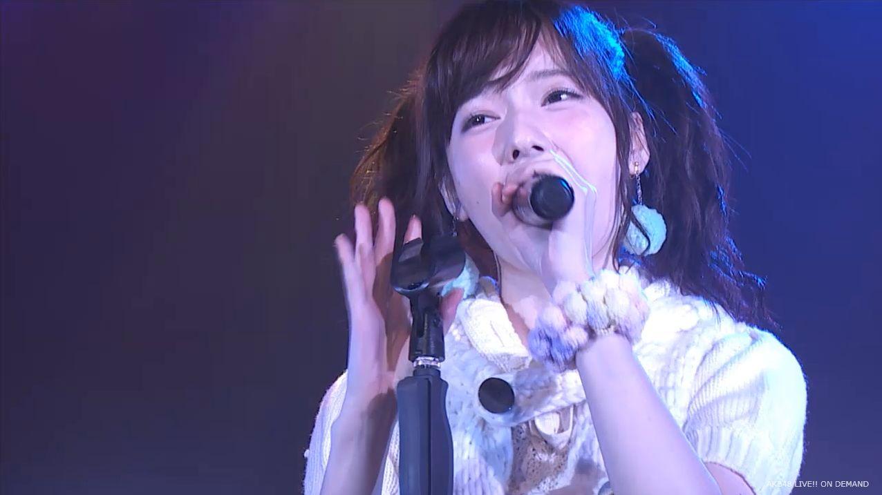 AKB48 チームAツインテール公演  島崎遥香 ハート型ウィルス (22)