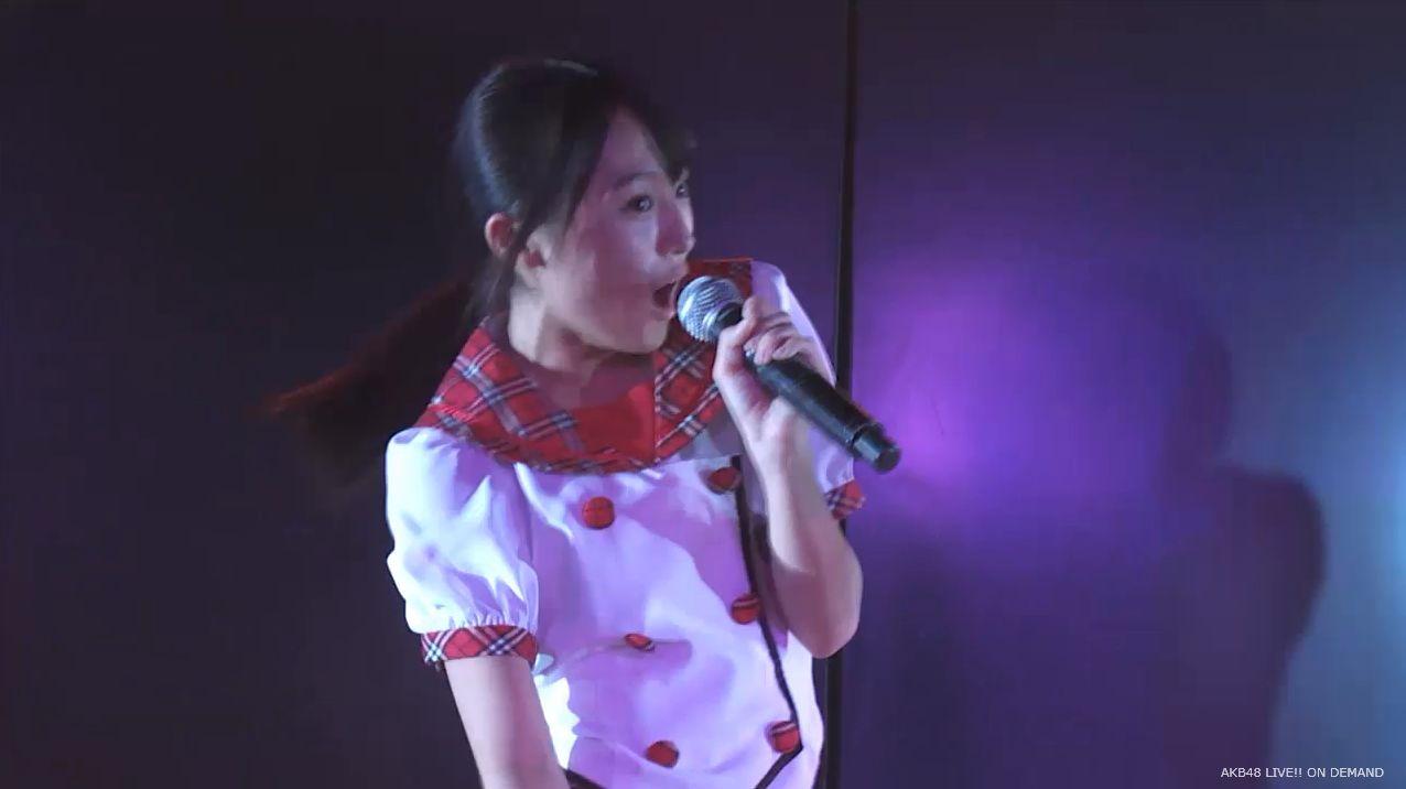 チーム8坂口渚沙 劇場公演デビュー 20140806 (46)