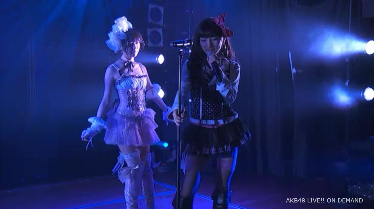 AKB48岡田奈々 口移しのチョコレート (3)