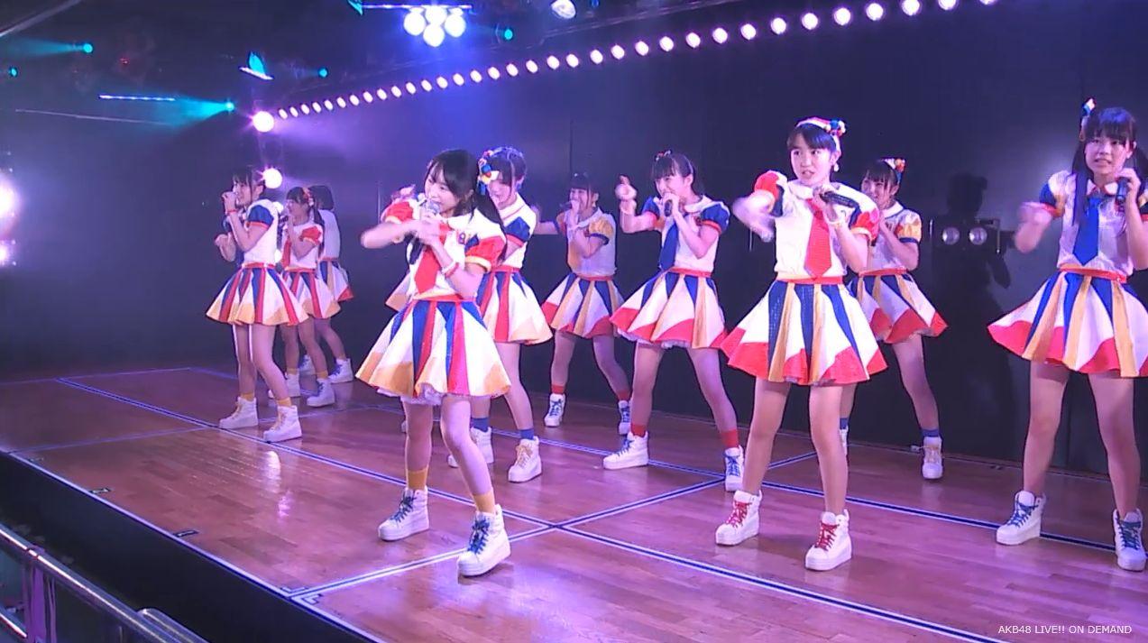チーム8坂口渚沙 劇場公演デビュー 20140806 (140)