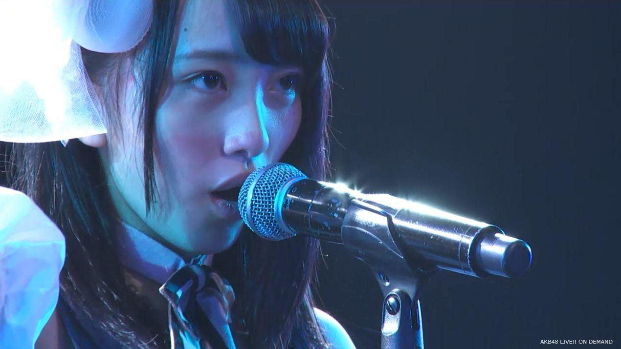 AKB48向井地美音 チーム4公演 残念少女 20140731 (27)