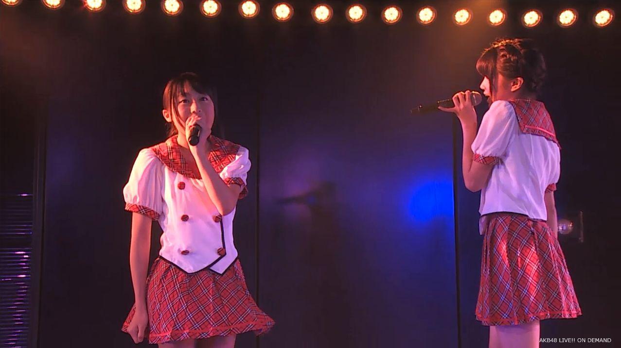 チーム8劇場公演 坂口渚沙 スカートひらり (19)
