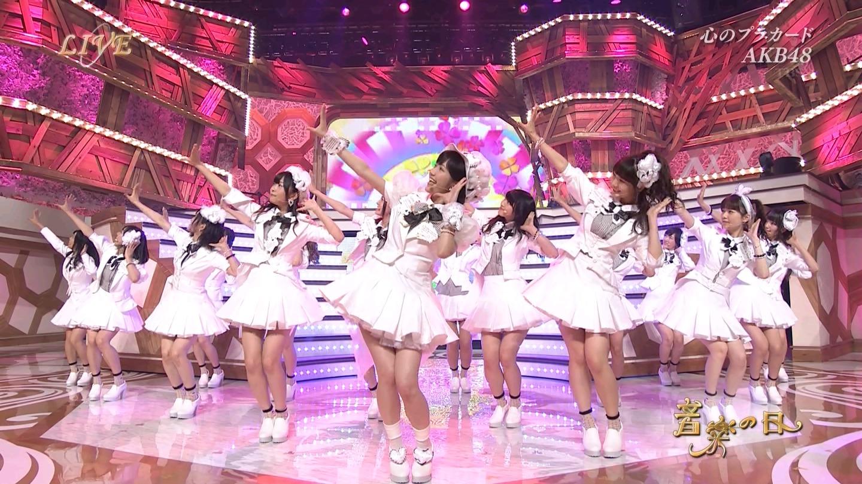 音楽の日 宮脇咲良AKB48 HKT48 20140802 (52)