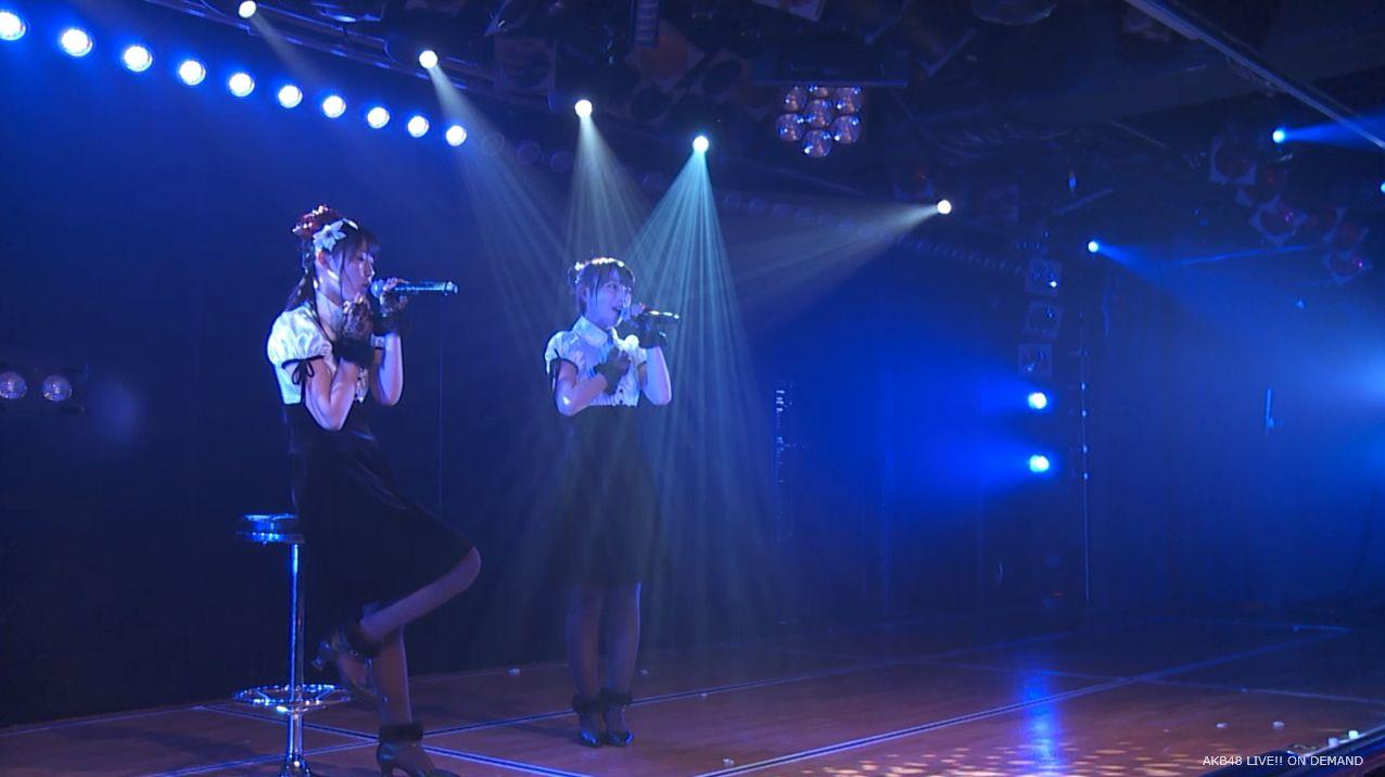 チーム8劇場公演 「あなたとクリスマスイブ」 左伴彩佳 岡部麟 (25)