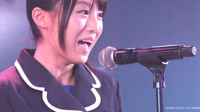 チーム8坂口渚沙 劇場公演デビュー 20140806 (89)