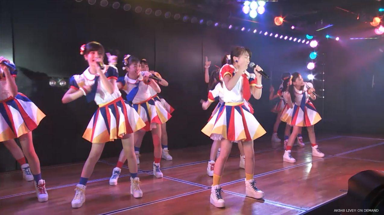 チーム8坂口渚沙 劇場公演デビュー 20140806 (134)