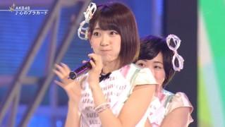 FNS 宮脇咲良 20140813  (26)