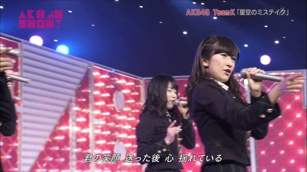AKB48SHOW チームK 星空のミステイク 20140816 (18)_R