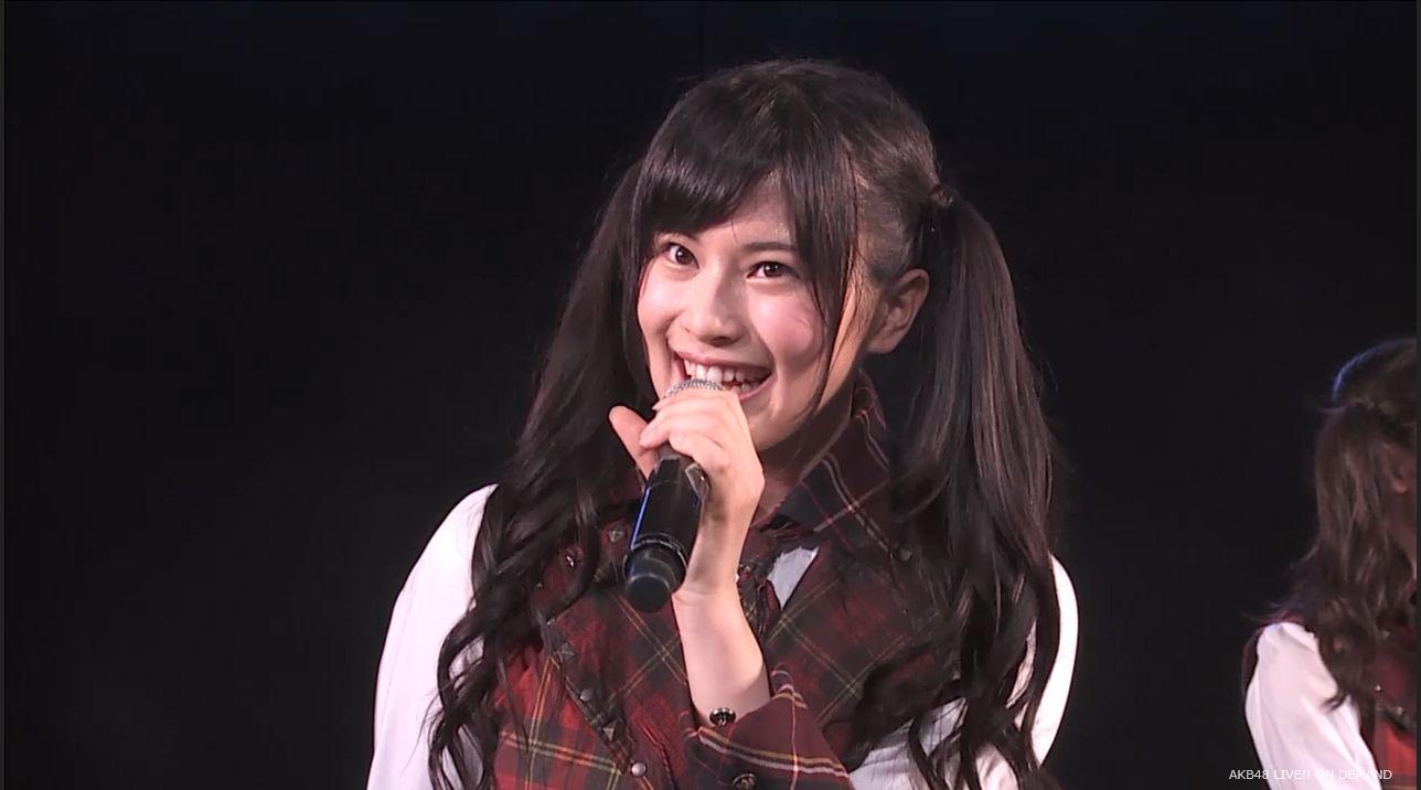AKB48 チームAツインテール公演 田北香世子 自己紹介&黒い天使
