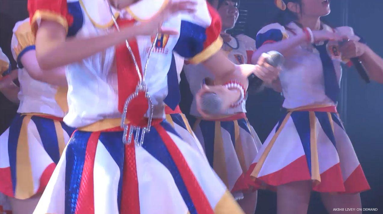 チーム8坂口渚沙 劇場公演デビュー 20140806 (153)