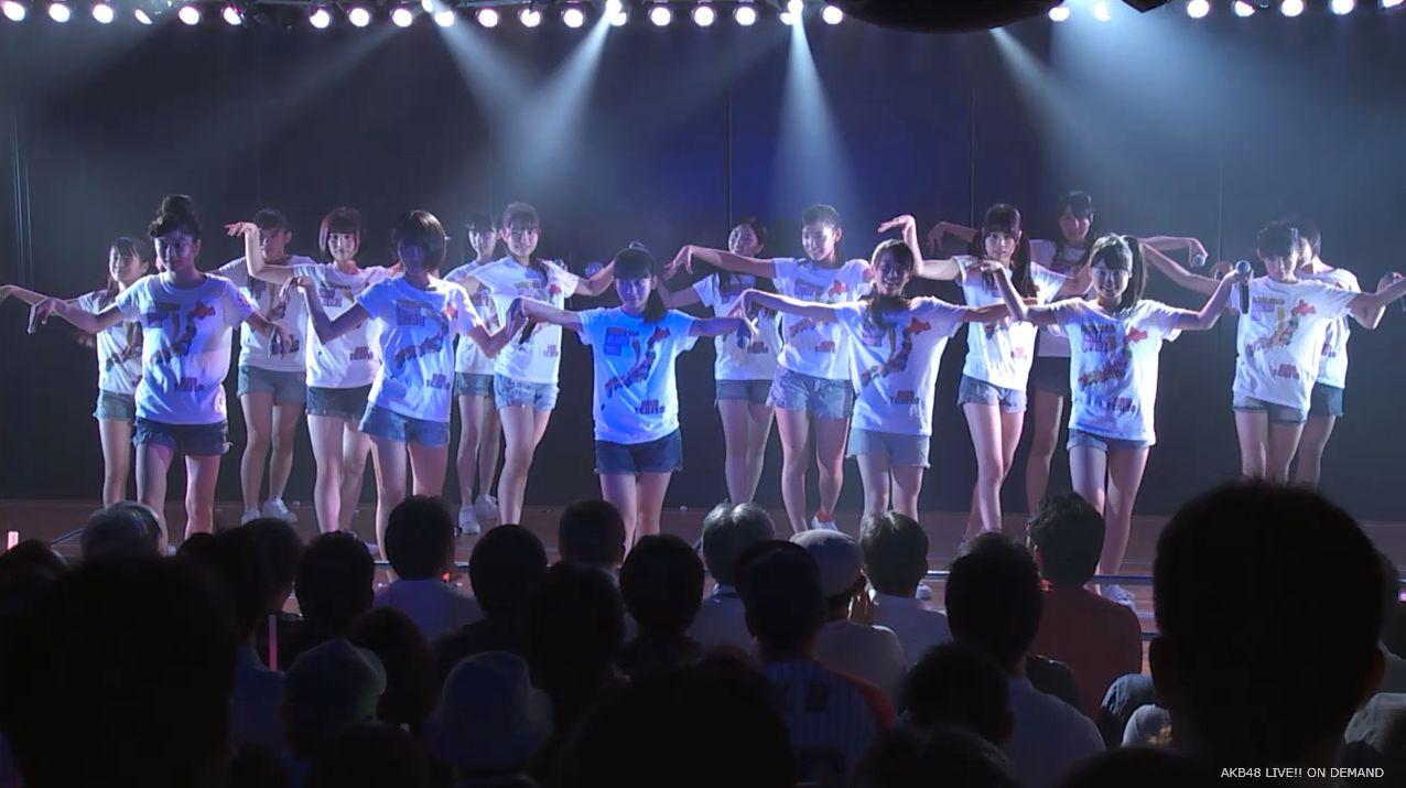 AKB48チーム8 スカートひらり 20140805 (38)