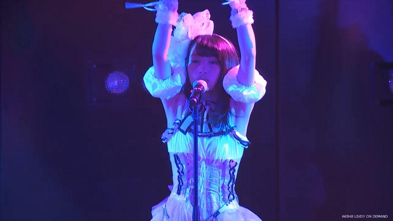 AKB48向井地美音 チーム4公演 残念少女 20140731 (85)