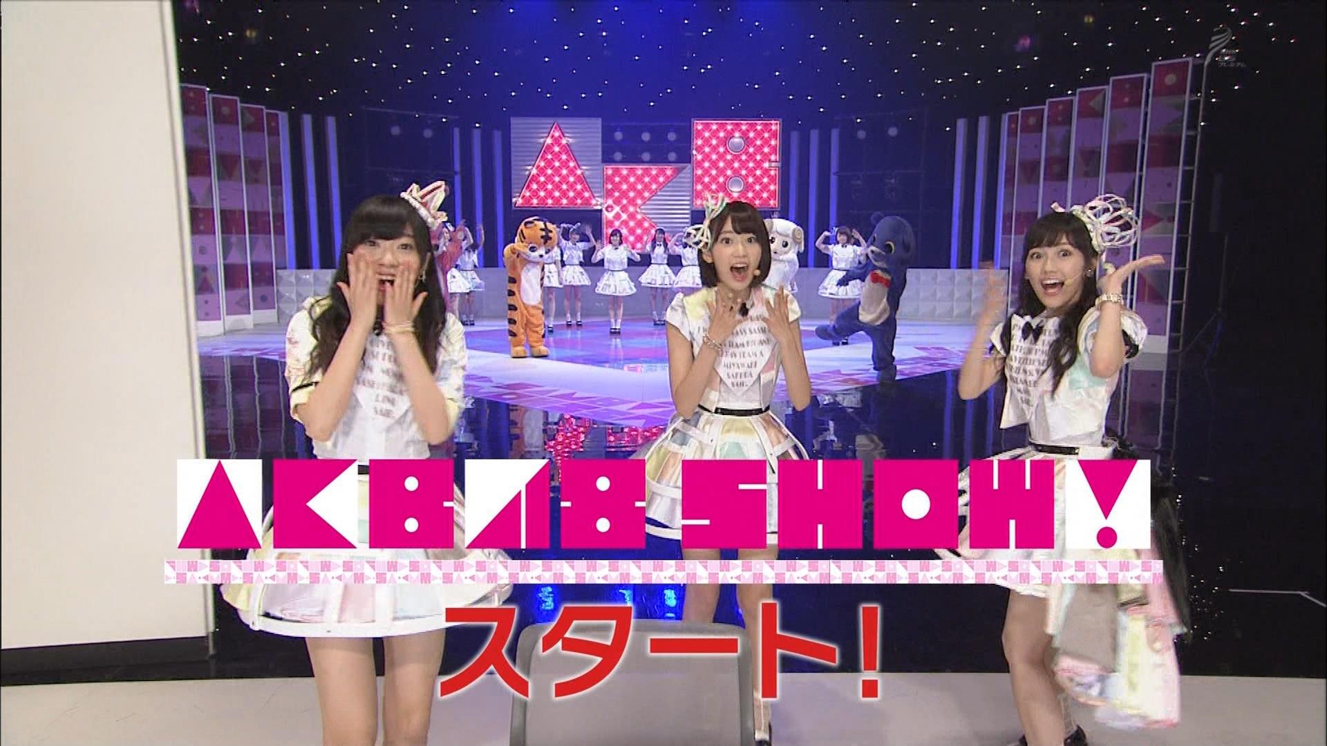 AKB48SHOW 心のプラカード 渡辺麻友 20140830 (6)