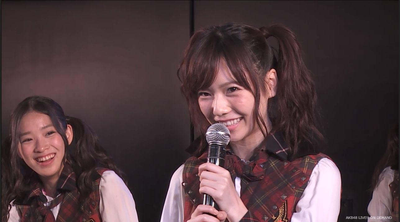 AKB48 チームAツインテール公演  島崎遥香 自己紹介MC (3)
