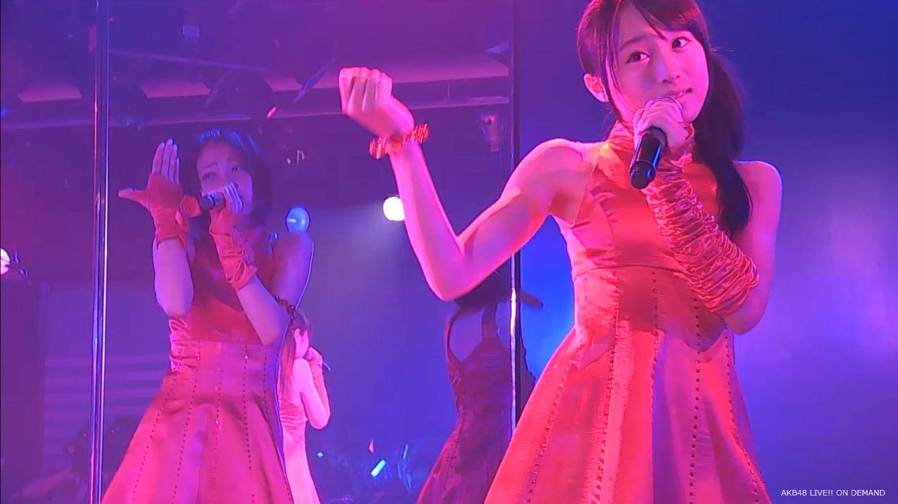 チーム8坂口渚沙 劇場公演デビュー 20140806 (51)