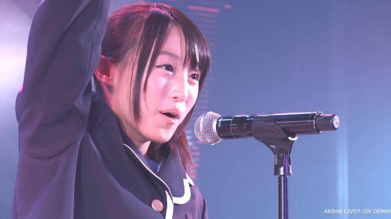 チーム8坂口渚沙 劇場公演デビュー 20140806 (94)