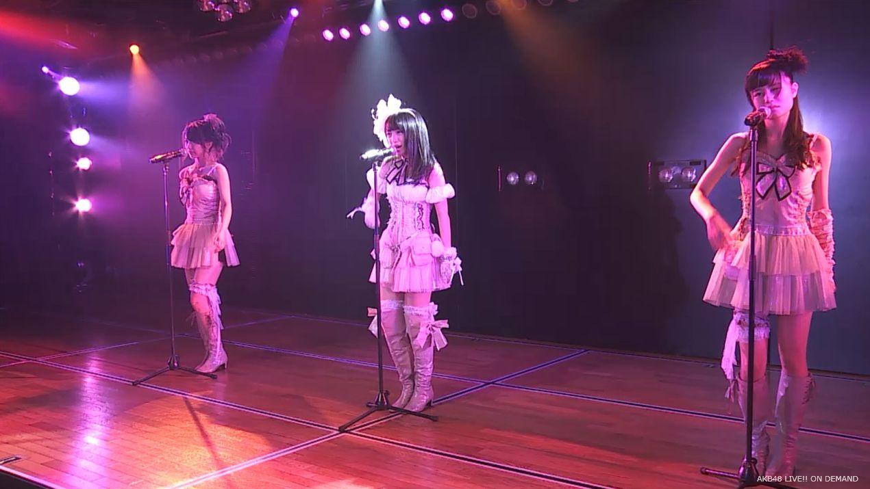 AKB48向井地美音 チーム4公演 残念少女 20140731 (75)