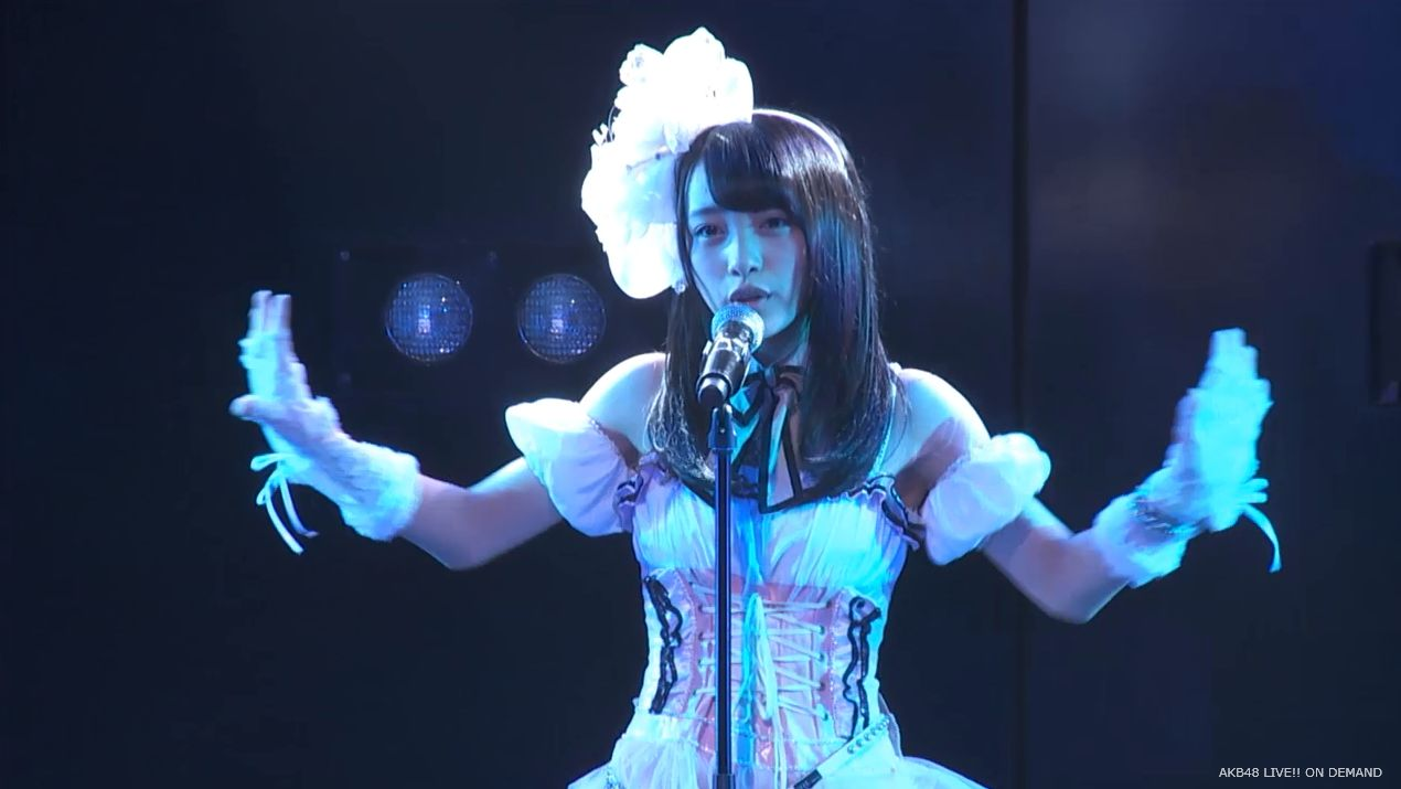 AKB48向井地美音 チーム4公演 残念少女 20140731 (14)
