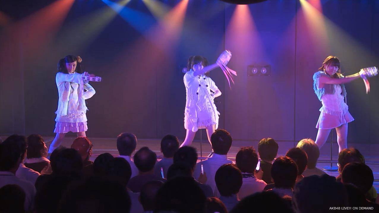 AKB48 チームAツインテール公演  島崎遥香 ハート型ウィルス (31)