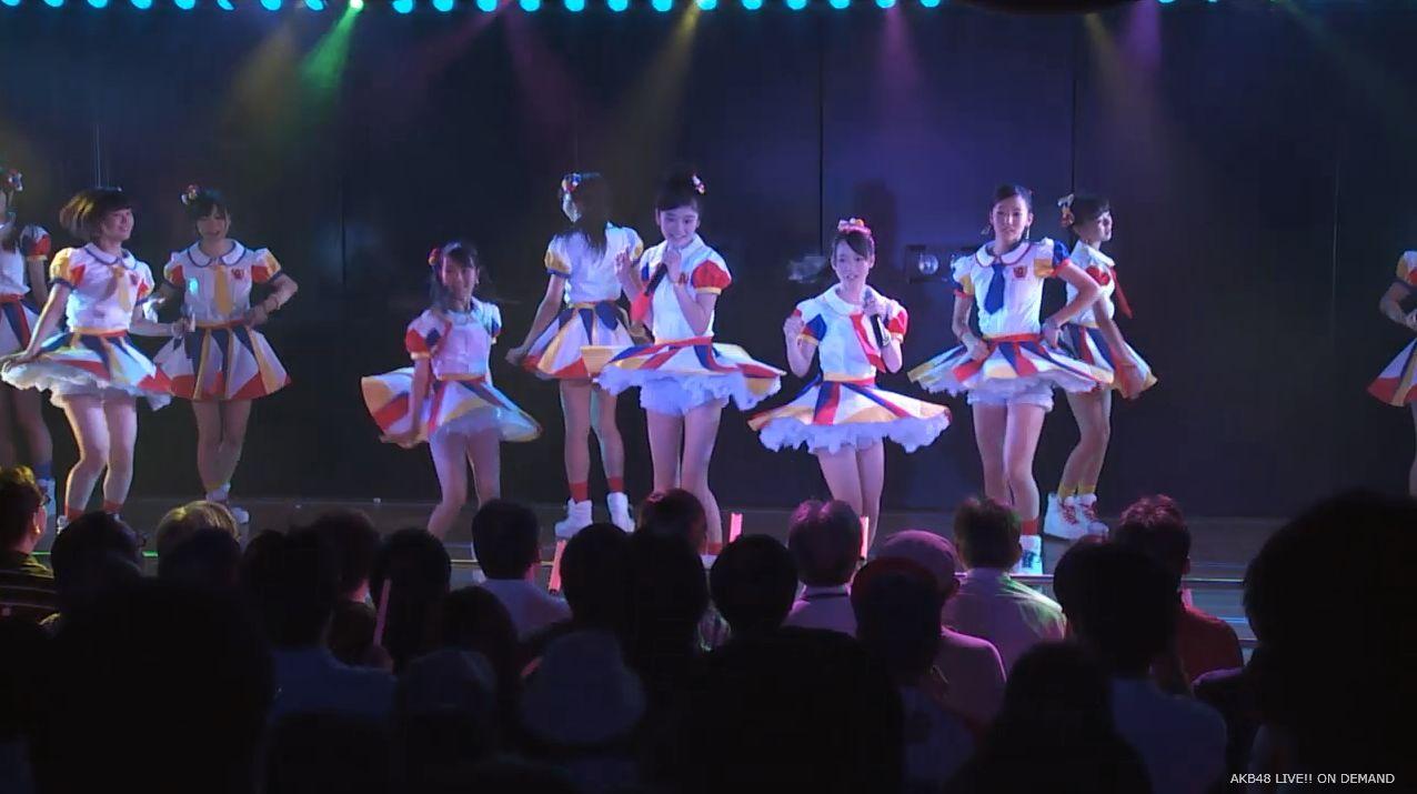 AKB48チーム8 言い訳Maybe 20140805 (4)