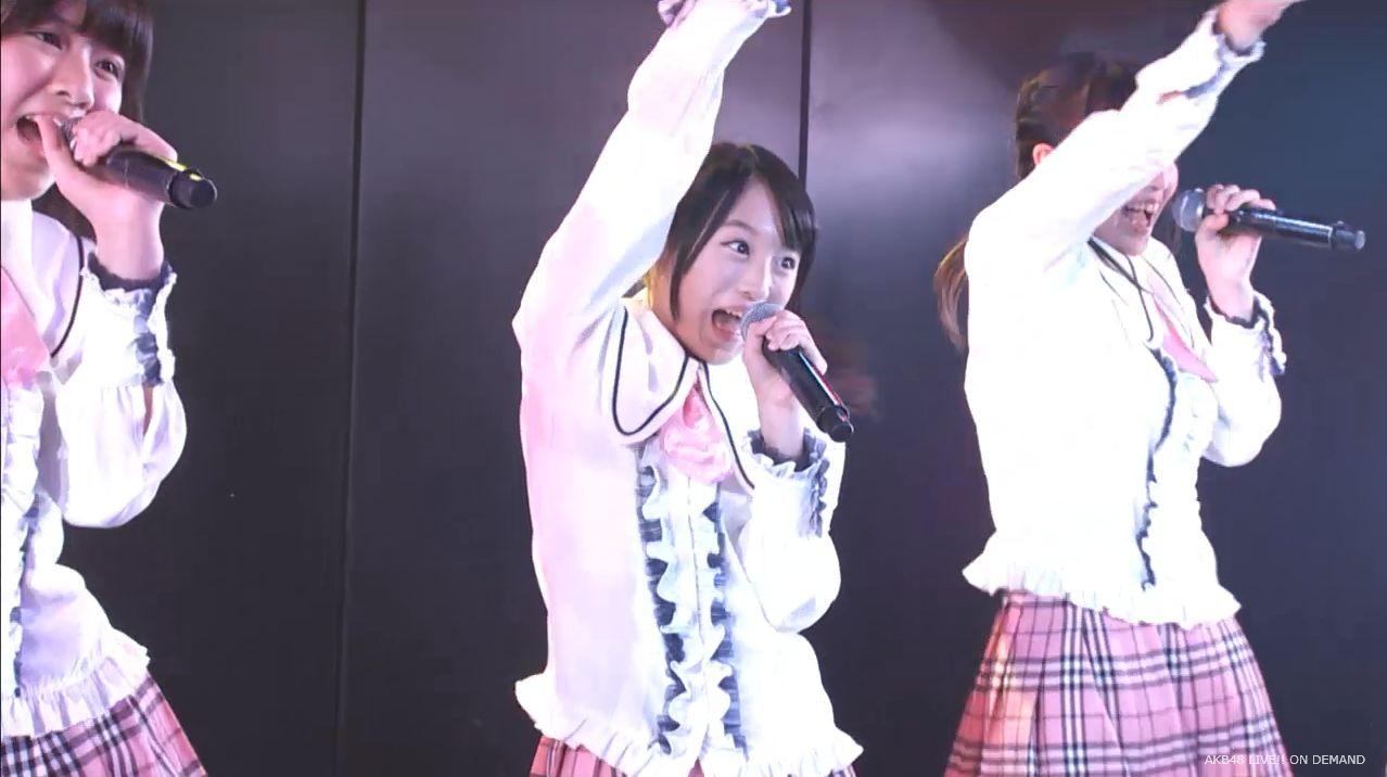 チーム8坂口渚沙 劇場公演デビュー 20140806