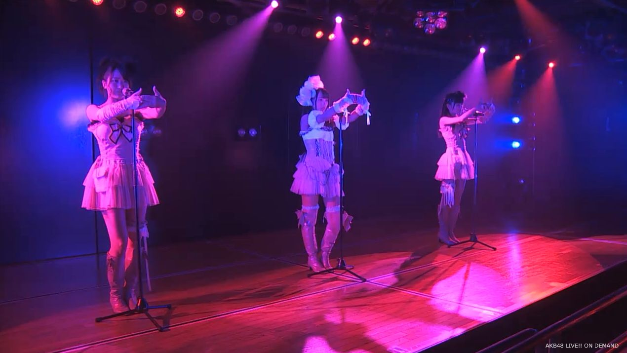 AKB48向井地美音 チーム4公演 残念少女 20140731 (83)