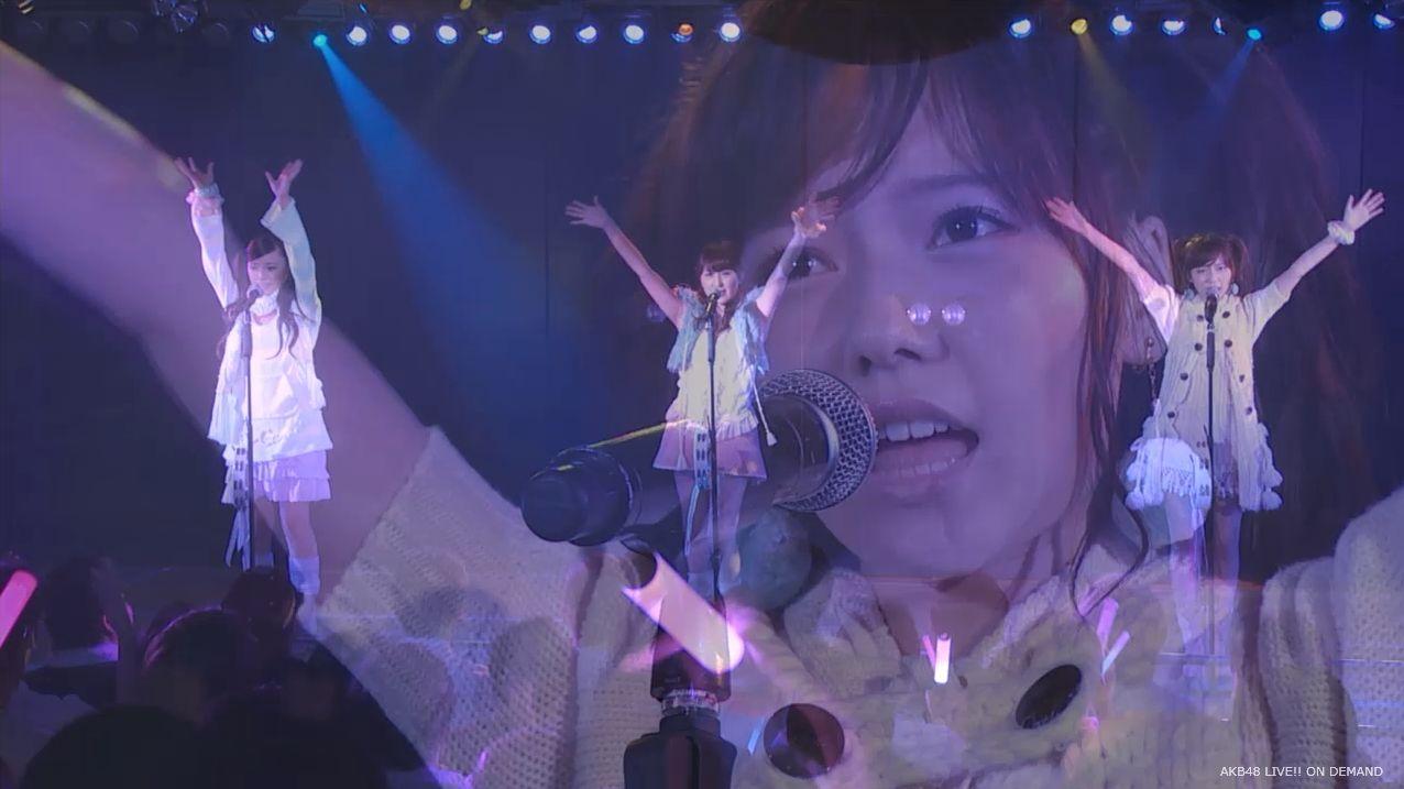 AKB48 チームAツインテール公演  島崎遥香 ハート型ウィルス (23)