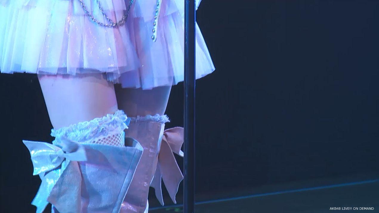 AKB48向井地美音 チーム4公演 残念少女 20140731 (16)