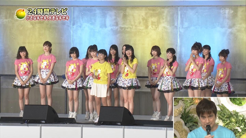 24時間テレビ AKB48 恋するフォーチュンクッキー (6)